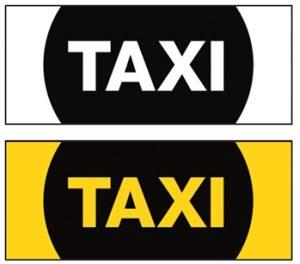 Taxis szabadjelző
