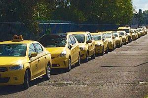 Taxis tanfolyam ár, Taxis vizsga